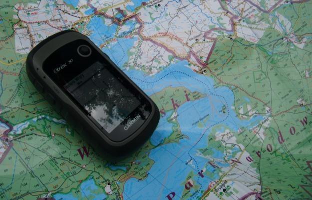 Garmin eTrex 30 zabraliśmy ze sobą do Wigierskiego Parku Narodowego /INTERIA.PL