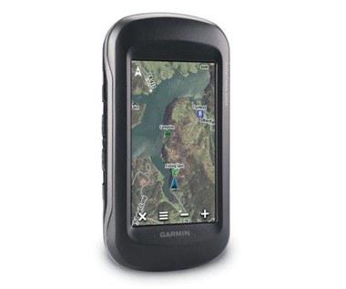 Garmin Montana - GPS na każde warunki