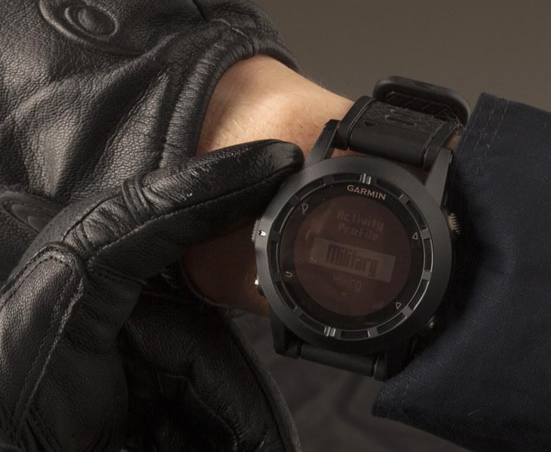 Garmin Tactix Black /materiały prasowe