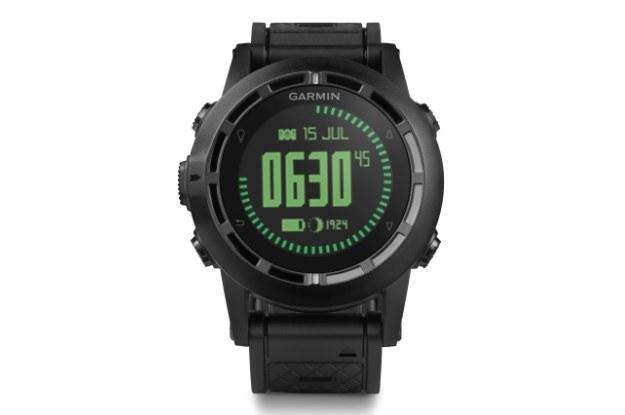 Garmin tactix - zegarek wzorowany na sprzęcie używanym przez armię /materiały prasowe