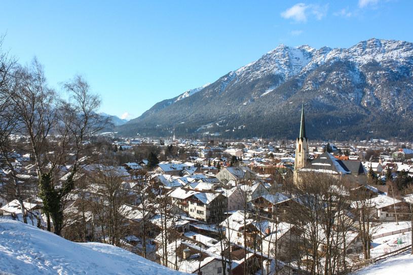 Garmisch-Partenkirchen – idealna destynacja dla narciarzy /materiały prasowe