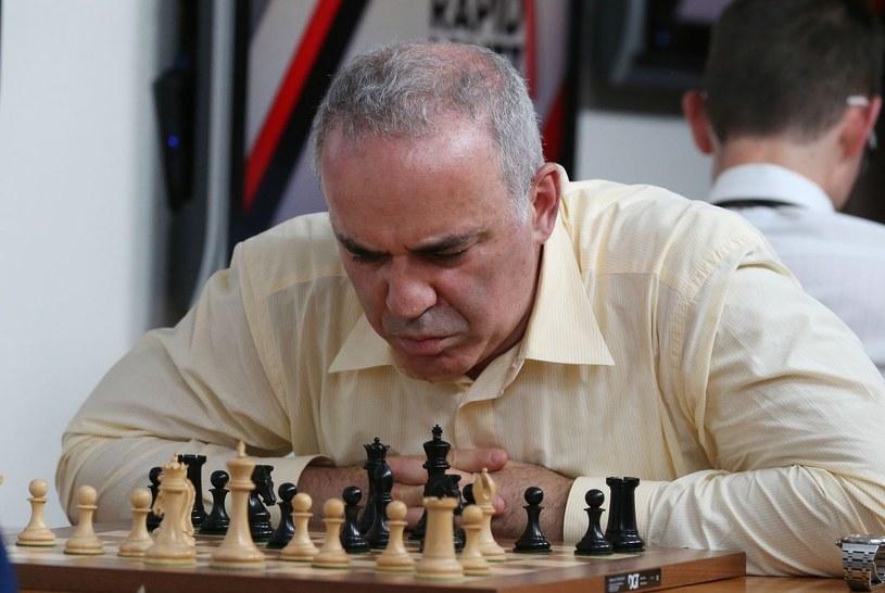 Garry Kasparov /AFP