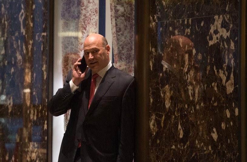 Gary Cohn /BRYAN R. SMITH /AFP