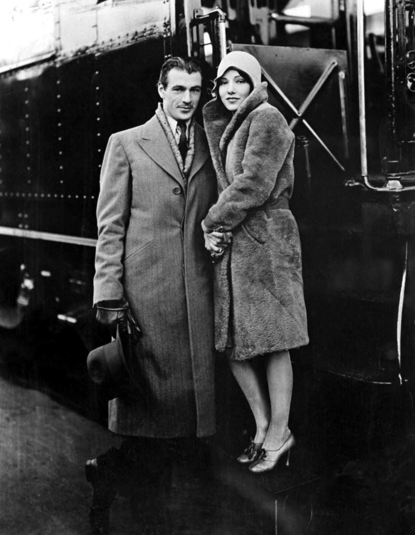 Gary Cooper i Lupe Velez /Everett Collection /East News