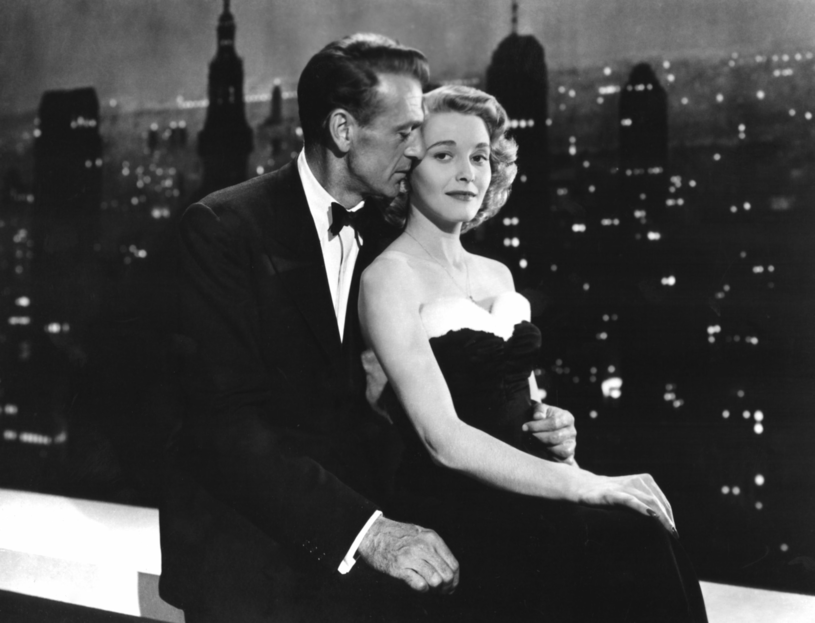 Gary Cooper i Patricia Neal /Everett Collection /East News