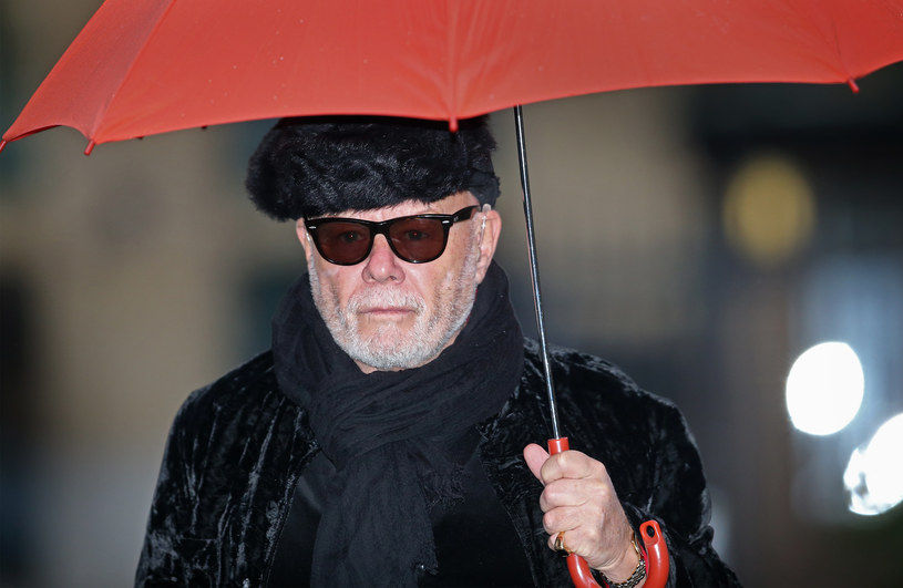 Gary Glitter /Peter Macdiarmid /Getty Images