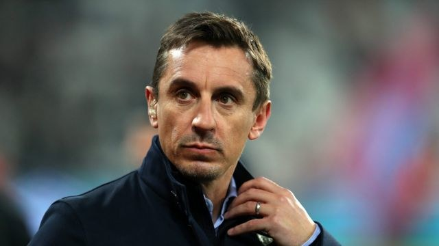Gary Neville /Getty Images /Getty Images