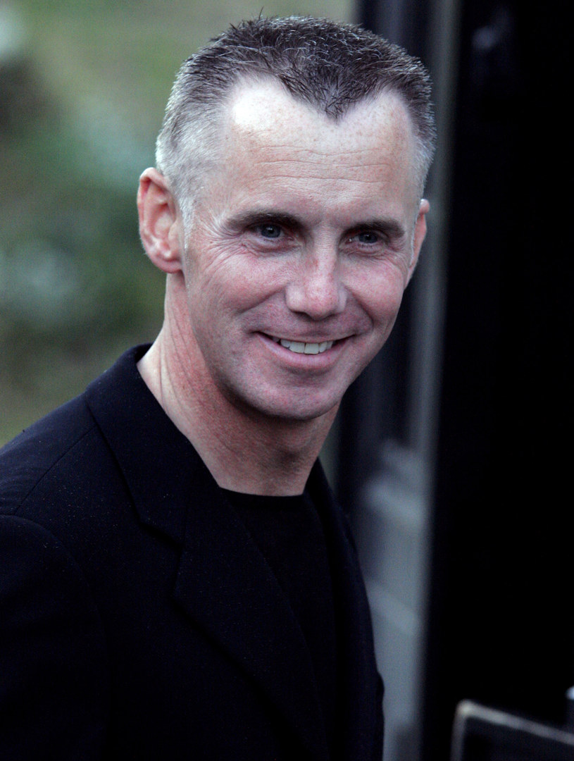 Gary Rhodes, fot.  Simon Horswell /brak /Getty Images