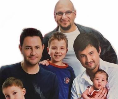Gąsowski, Ibisz i Prokop na zdjęciu sprzed lat