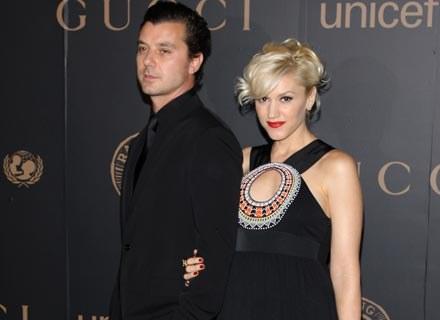 Gavin Rossdale i Gwen Stefani fot. Stephen Lovekin /Getty Images/Flash Press Media
