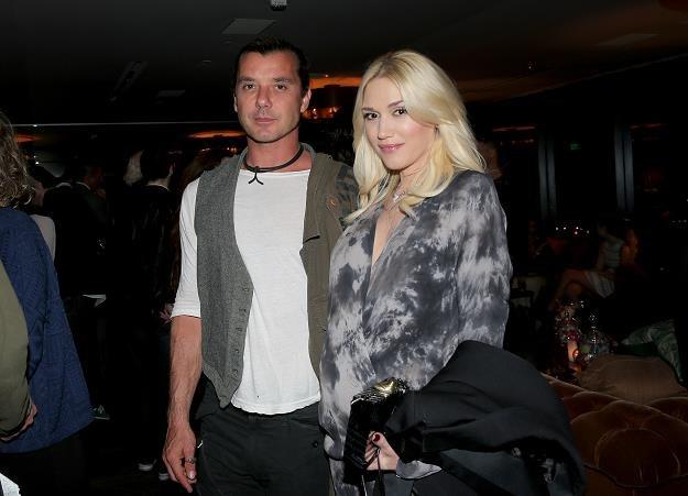 Gavin Rossdale i Gwen Stefani: Trzecie dziecko w drodze fot. Rich Polk /Getty Images/Flash Press Media