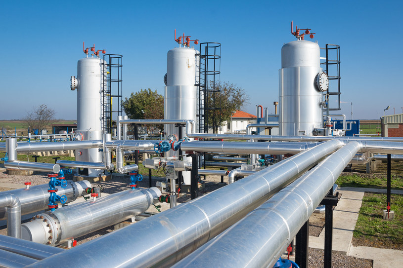 Gaz będzie odgrywał coraz większą rolę w miksie energetycznym naszego kraju /123RF/PICSEL