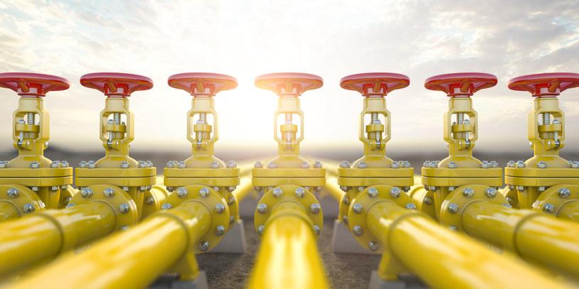 Gaz, jako paliwo czystsze od węgla zyska na znaczeniu /123RF/PICSEL
