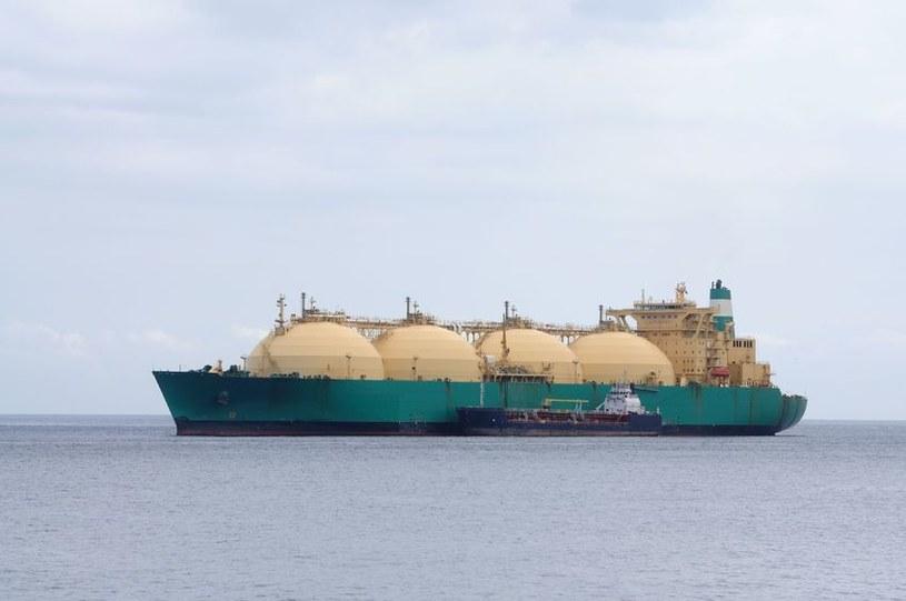 Gaz LNG rekordowo drogi /123RF/PICSEL