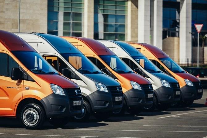 Gaz produkuje głównie auta dostawcze i vany /