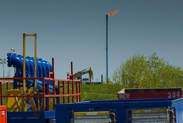 Gaz z łupków ma dać Polsce bezpieczeństwo, a gospodarce i energetyce tanie paliwo /AFP