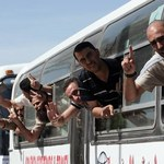 Gaza: Tłumy witają uwolnionych przez Izrael więźniów