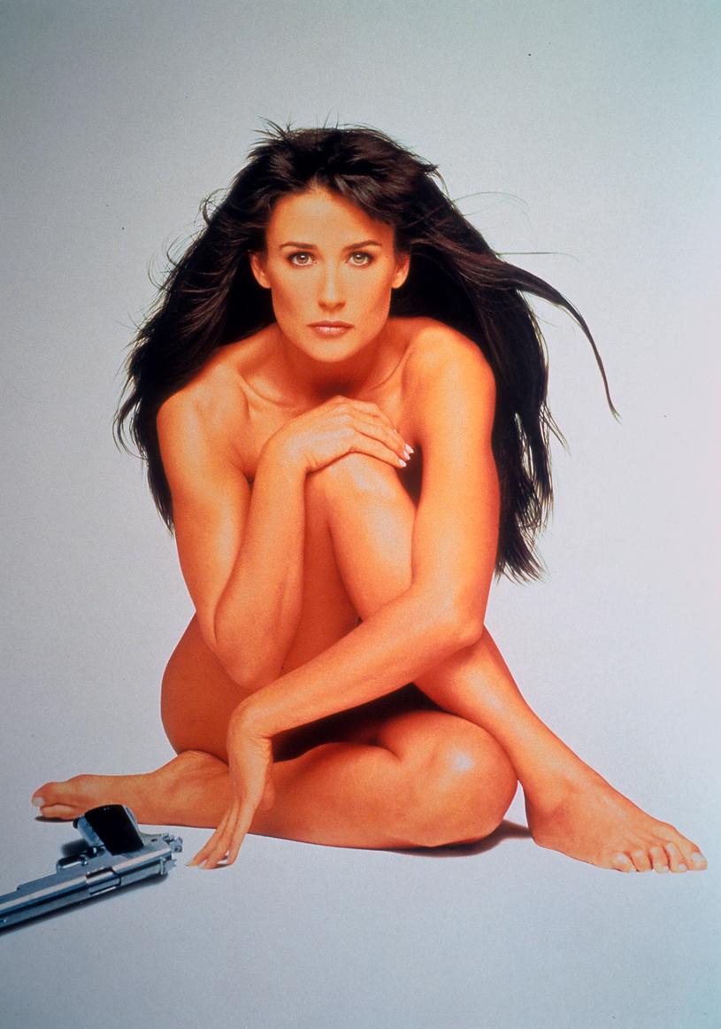 """Gażą za rolę w filmie """"Striptiz"""" ustanowiła rekord najlepiej opłacanej aktorki świata /Getty Images"""