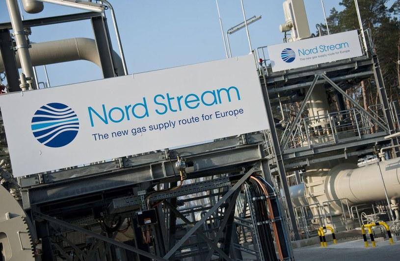 Gazociąg Nord Stream 2 /AFP