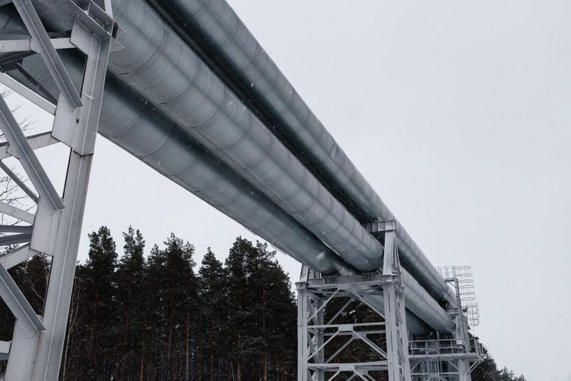 Gazociąg Rembelszczyzna - Mory z decyzją lokalizacyjną /123RF/PICSEL