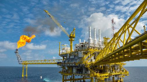 Gazowa firma zwiększa wydobycie