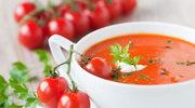 Gazpacho na ostro z chili