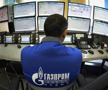 Gazprom dawkuje gaz do Europy