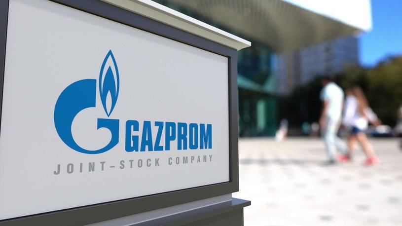 Gazprom demonstruje Europie swoją rynkową siłę... /123RF/PICSEL