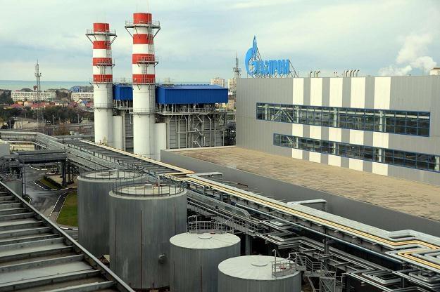 Gazprom nadal czuje się mocny /AFP