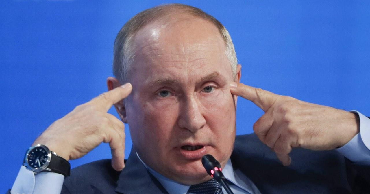 Gazprom nie zwiększy dostaw gazu do Europy. Mimo zapowiedzi Putina
