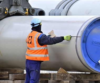 Gazprom ostrzega inwestorów przed możliwością wstrzymania Nord Stream 2