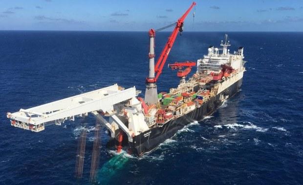 Gazprom rozpoczął budowę morskiego odcinka Nord Stream 2