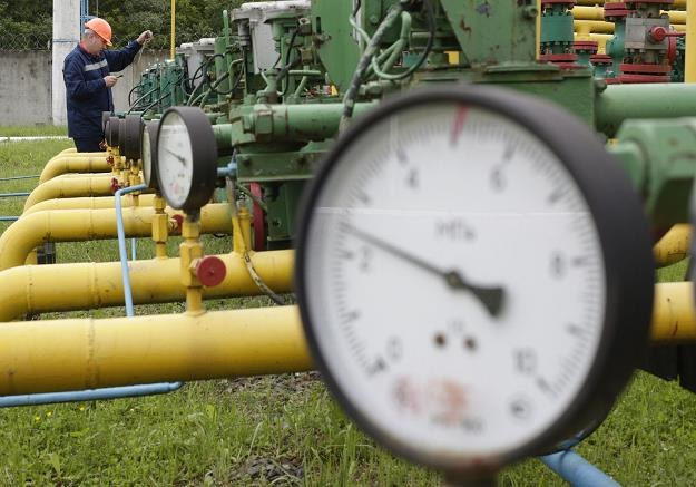Gazprom stawia twarde warunki Ukrainie /AFP