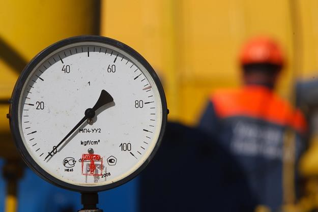 Gazprom zanotował najmniejsze wydobycie gazu w historii /AFP