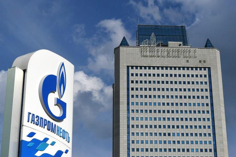 Gazprom, zdj. ilustracyjne /SPUTNIK Russia /East News