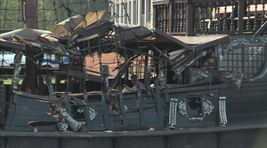 Gdańsk: Kolizja statków. Są poszkodowani
