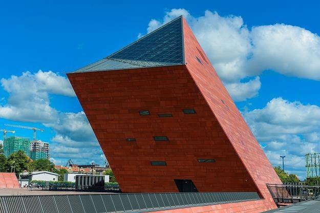 Gdańsk - Muzeum II Wojny Światowej Fot. Gerard /Reporter