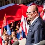 Gdańsk: Paweł Adamowicz może nie wejść do drugiej tury