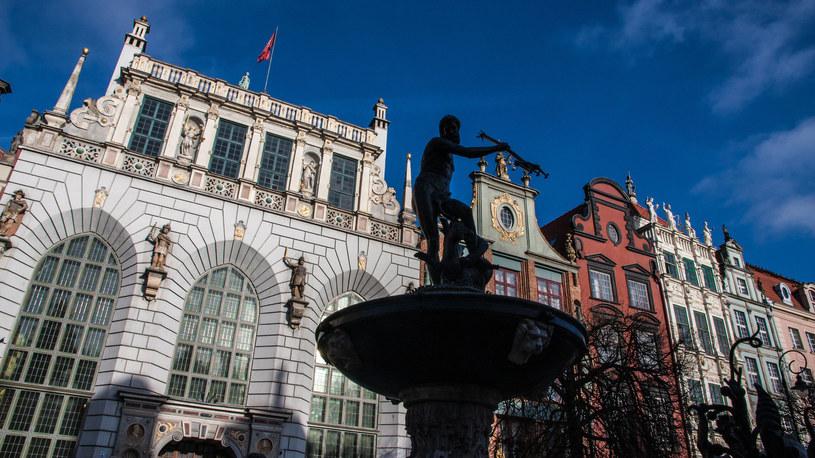 Gdańsk, pomnik Neptuna /123RF/PICSEL