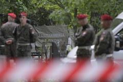 Gdańsk: Protest przeciwników ekshumacji Arkadiusza Rybickiego