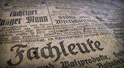 Gdańsk: Stare rekopisy i gazety znalezione w czasie remontu