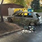 Gdańsk: W nocy podpalono kilka samochodów