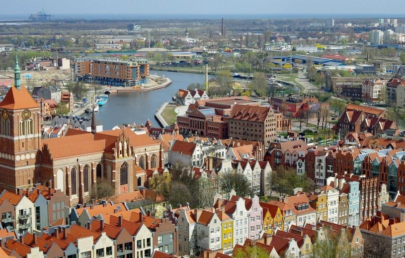 Gdańsk; zdj. ilustracyjne /ZOFIA BAZAK /East News