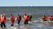 Gdańsk: Znaleziono ciało nastolatka, który kąpał się w morzu. Jego kolega zmarł w szpitalu
