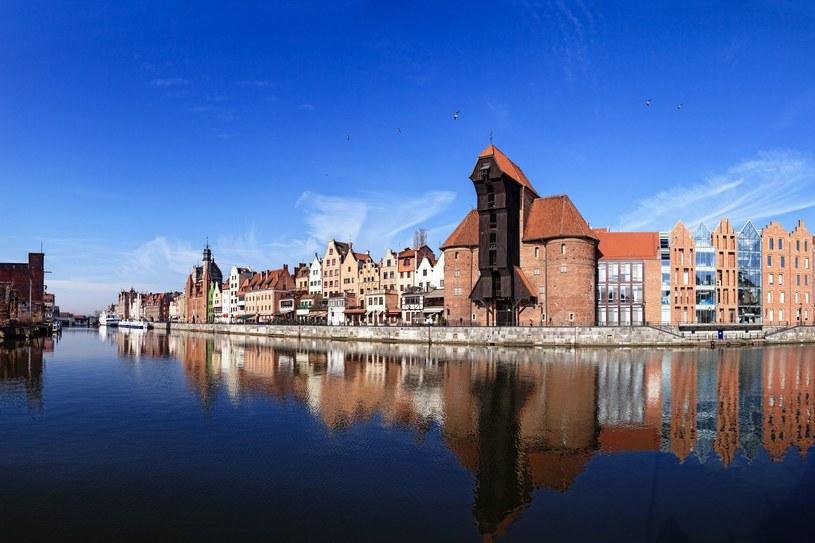 Gdańsk, Żuraw /123RF/PICSEL