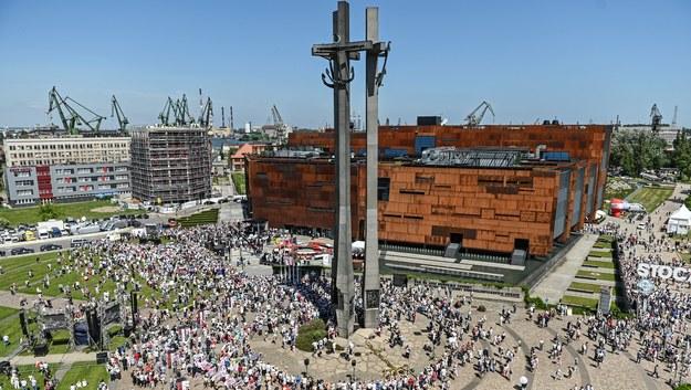 Gdańsk /Jan Dzban /PAP