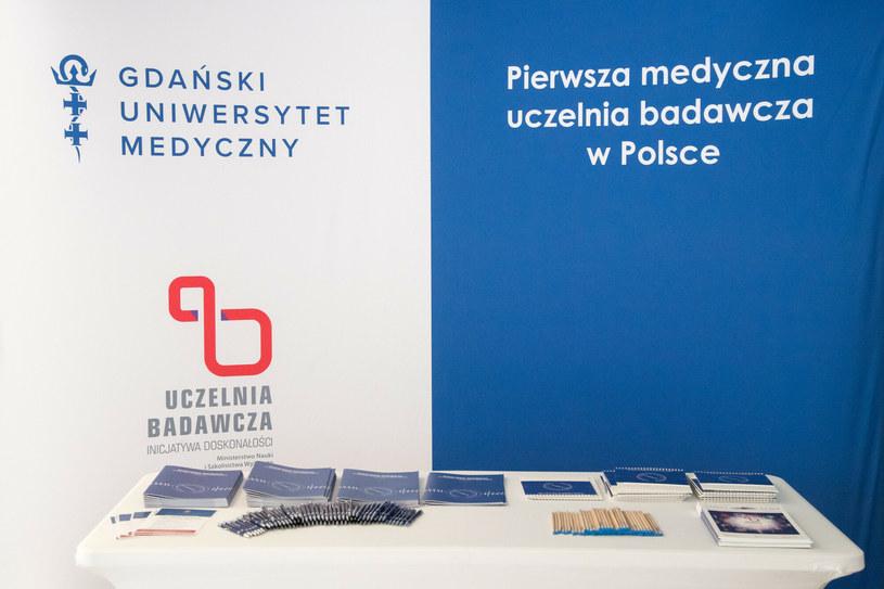 Gdański Uniwersytet Medyczny /Wojciech Stróżyk /Reporter   /East News