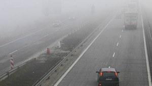 GDDKiA ostrzega przed mgłami