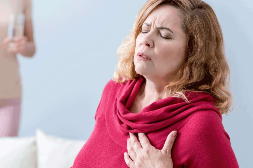 Gdy czujesz przeszywający ból, zgłoś się do lekarza /123RF/PICSEL