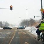 Gdy jedziesz prosto ścieżką rowerową...